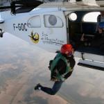Débuter en parachutisme : la progression traditionnelle