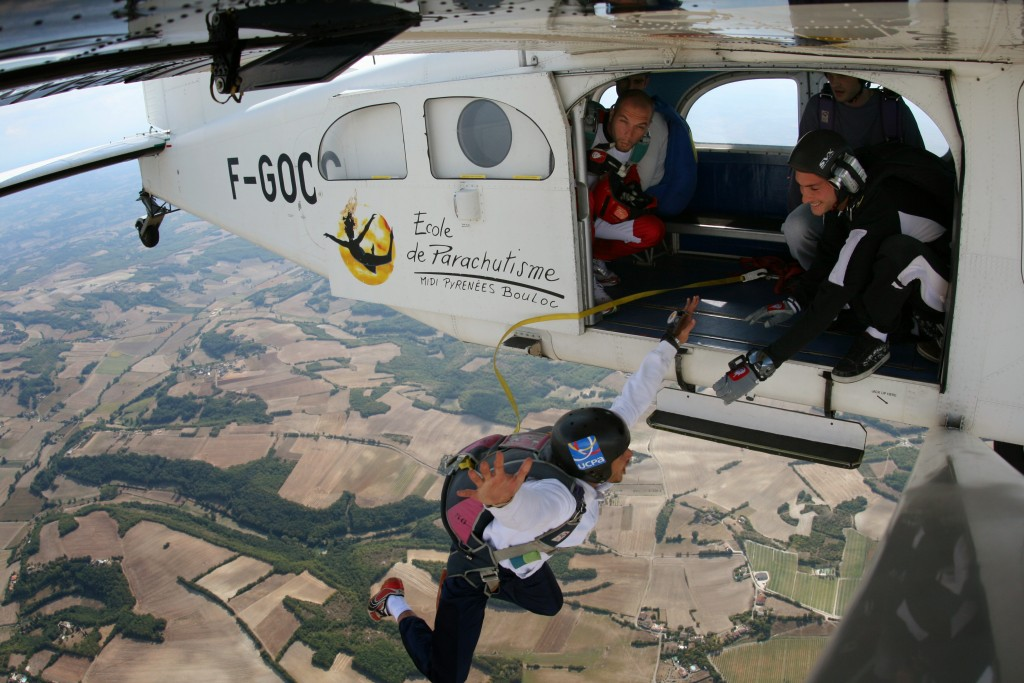 parachutisme ucpa