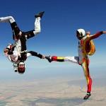 Discipline du parachutisme : le freestyle