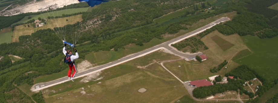 Infrastructures : vue aérienne globale