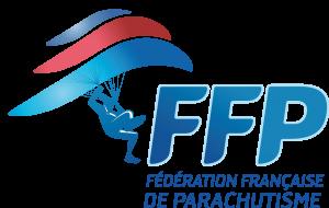 Logo de la FFP, Fédération Française de Parachutisme