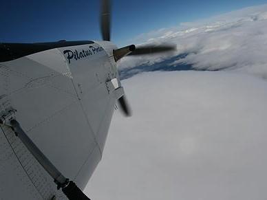 Les avions : Pilatus PC-6 F-GOCC