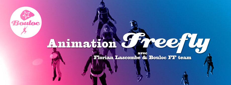 Bannière web pour l'animation Freefly à Bouloc
