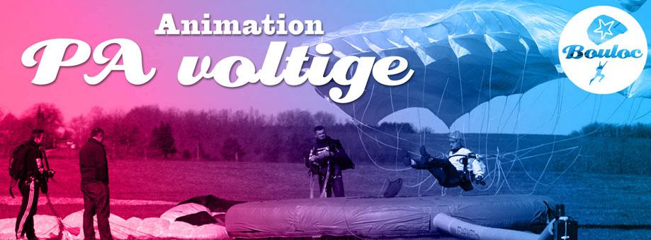 Bannière web pour l'animation PA Précision d'Atterrissage et Voltige, préparation INSSOCR avril 2015