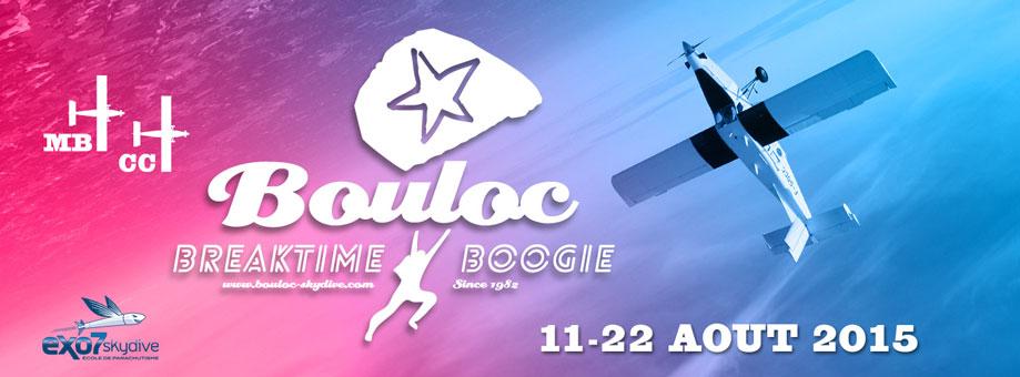 Bannière web pour le Bouloc Breaktime Boogie 2015