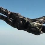 Perfectionnement en parachutisme : stage de préparation au concours INSSOCR, tonneau