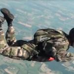 Perfectionnement en parachutisme : stage de préparation au concours INSSOCR, tour