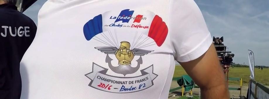 Championnat de France de la Fédération des Clubs de la Défense à Bouloc Skydive