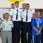 Podium PA par équipe FCD