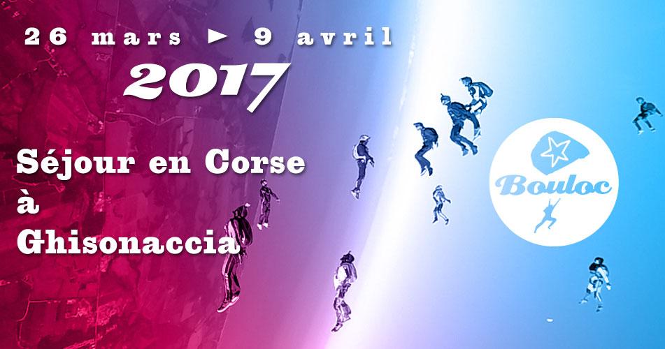 Bannière Facebook pour le séjour en Corse du 26 mars au 9 avril