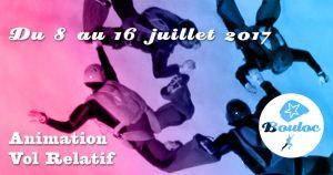 Bannière Facebook pour l'animation Vol Relatif du 8 au 16 juillet 2017