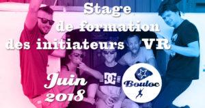 Bannière Facebook : Stage de formation des initiateurs VR Vol Relatif à Bouloc
