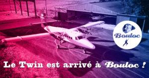 Bannière Facebook : le Twin est arrivé à Bouloc !