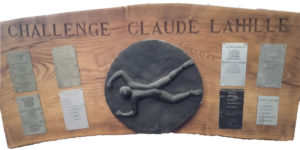 Parachutisme : challenge Claude Lahille