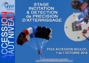 Stage accession haut niveau PA Précision d'Atterrissage octobre 2018