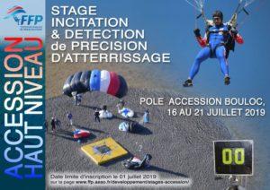 Stage accession haut niveau PA Précision d'Atterrissage juillet 2019