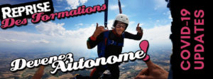 Formation autonomie, BPA et brevet C à Bouloc Skydive