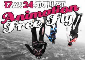 Animation freefly du 17 au 24 juillet à Bouloc