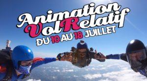 Animation VR vol relatif du 10 au 18 juillet à Bouloc
