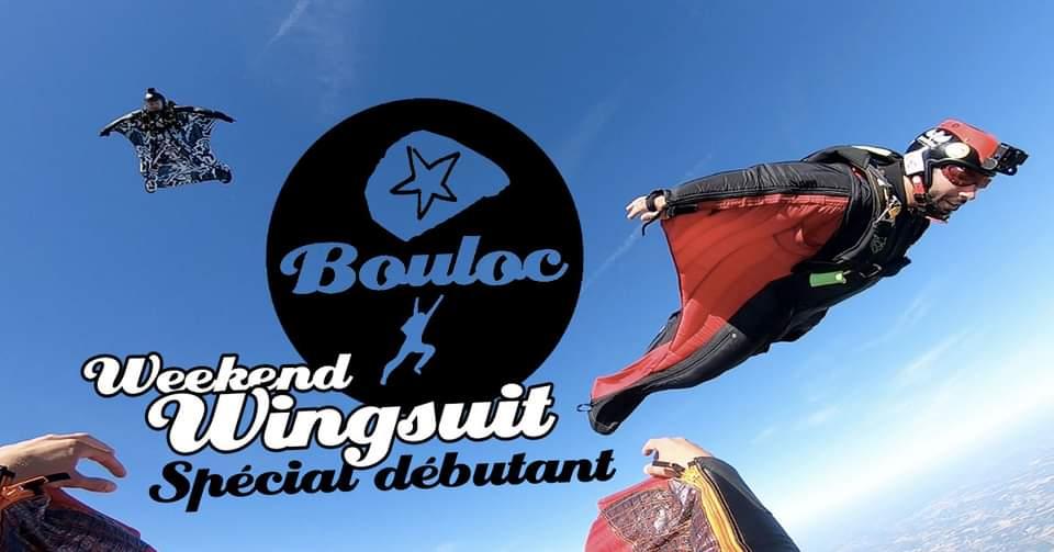 Week-end wingsuit spécial débutant