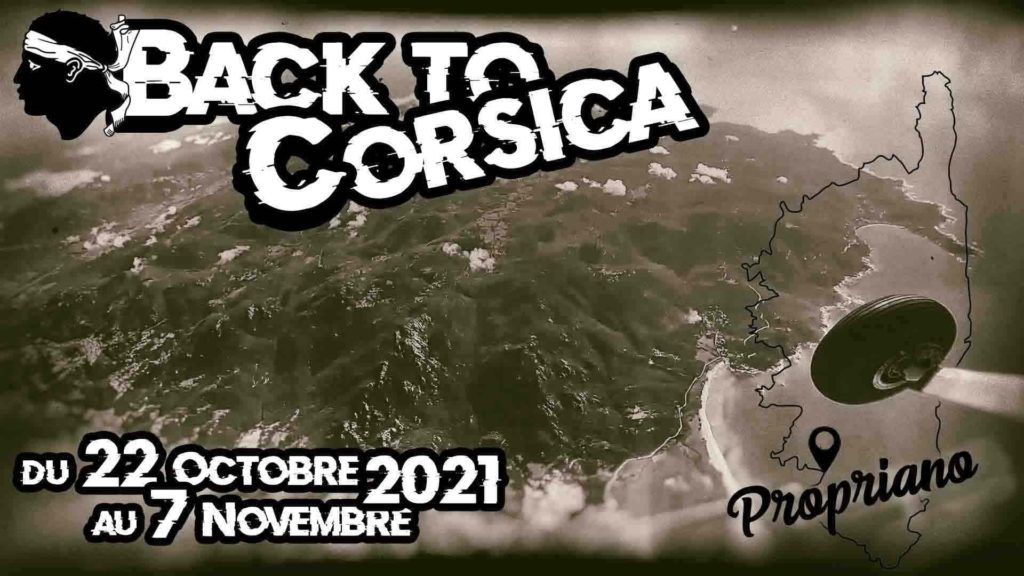 Séjour en Corse à Propriano du 22 octobre au 7 novembre